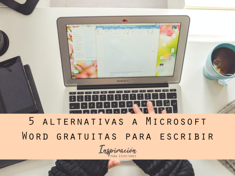 5 alternativas a Microsoft Word gratuitas para escribir
