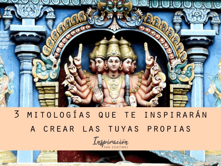 3 mitologías que te inspirarán para crear las tuyas propias