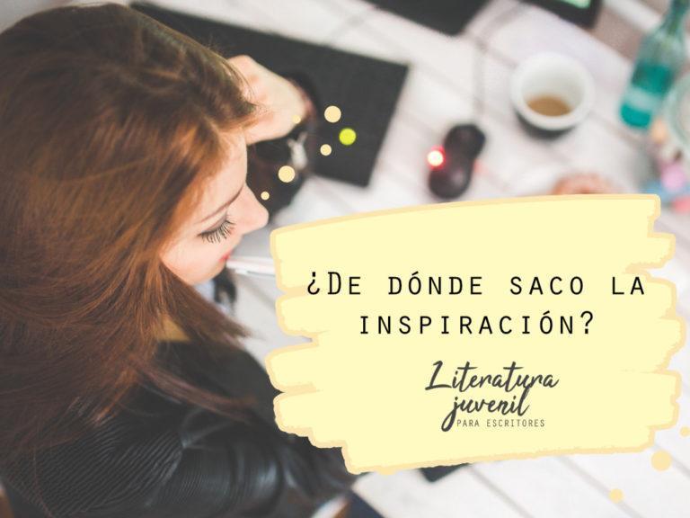 32. ¿De dónde saco la inspiración?