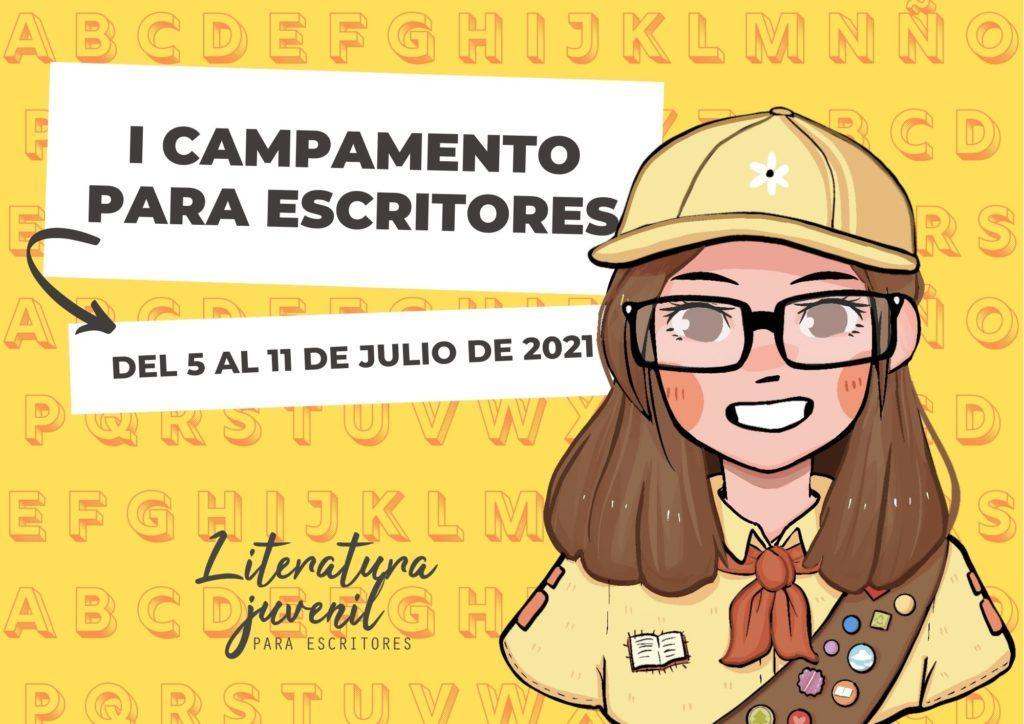 campamento-para-escritores-literatura-juvenil-para-escritores